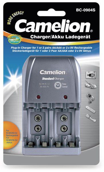 Ladegerät Camelion BC-0904S - Produktbild 2