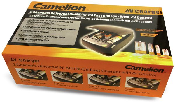 Ladegerät Camelion BC-9388 - Produktbild 1