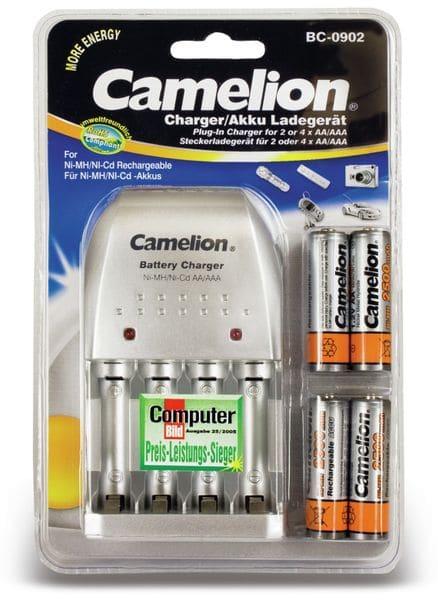 Ladegerät Camelion BC-0902 - Produktbild 1