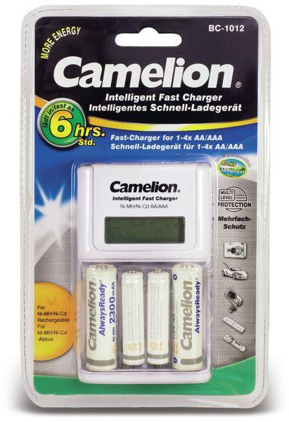 Ladegerät Camelion BC-1012
