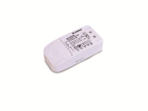 LED-Schaltnetzteil, 350 mA, 9...18 V-, 6 W - Produktbild 1