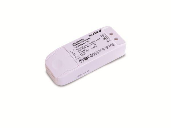 LED-Schaltnetzteil, 350 mA, 2...34 V-, 12 W - Produktbild 1