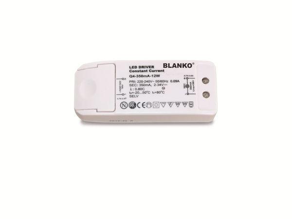 LED-Schaltnetzteil, 350 mA, 2...34 V-, 12 W - Produktbild 2