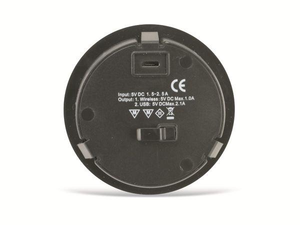 Induktionslader QUATPOWER IL-5USBS, schwarz - Produktbild 3