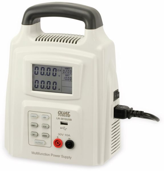 Netzgerät QUATPOWER LN-3010USB - Produktbild 2