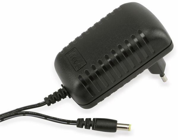 Stecker-Schaltnetzteil KTEC KSAD120015W01EU, 12 V-/1,5 A - Produktbild 1