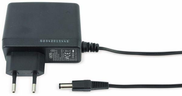 Stecker-Schaltnetzteil ADS18B-B 120100, 12 V-/1,0 A