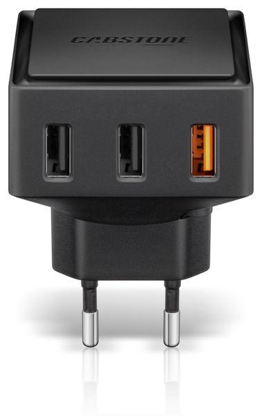 USB-Schnelllader 3-Port 6 A - Produktbild 1