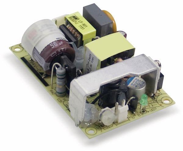 Schaltnetzteil MEANWELL EPS-25-27, 27 V-/0,95 A