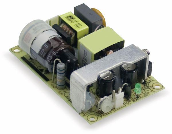 Schaltnetzteil MEANWELL EPS-35-15, 12 V-/2,4 A