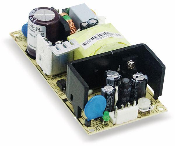 Schaltnetzteil MEANWELL EPS-45-7.5, 7,5 V-/5,4 A