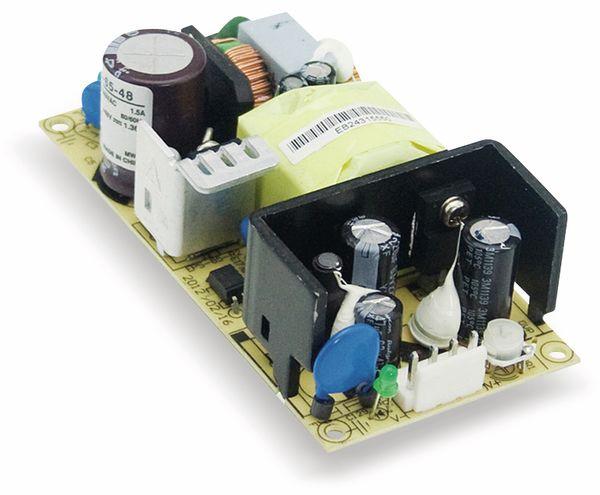 Schaltnetzteil MEANWELL EPS-65-36, 36 V-/1,81 A