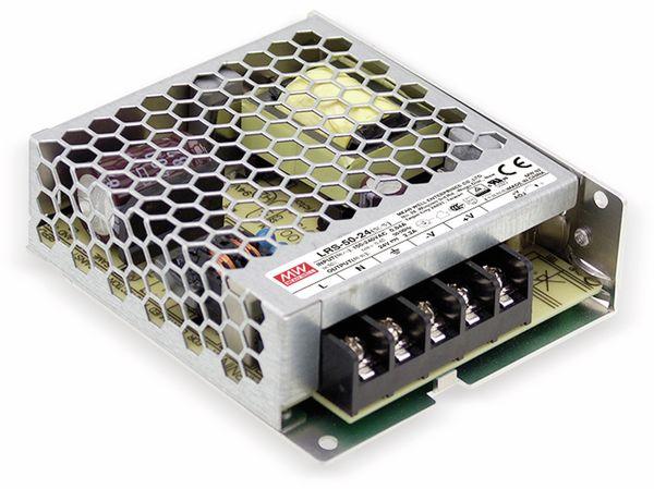 Schaltnetzteil MEANWELL LRS-50-3.3, 3,3 V/10 A