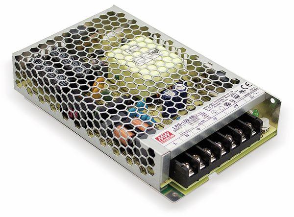 Schaltnetzteil MEANWELL LRS-150-12, 12 V/12,5 A