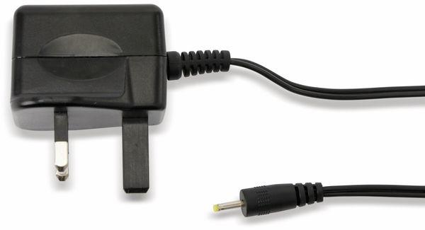 Stecker-Netzteil ANTHIN, stabilisiert, 3 V-/1,5 A, UK-Stecker - Produktbild 3