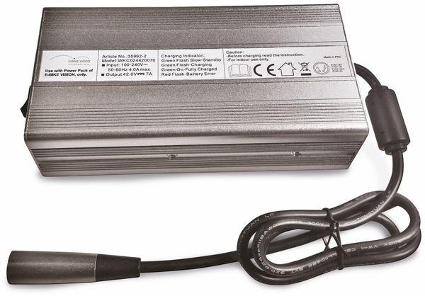 Universal-Schnell-Lader, Power Pack, 7A, für 36 Volt Akkus