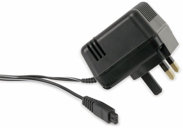 Steckerladegerät mit UK Stecker, Prim. 230 V~, Sek. 0... 9 V-, 170 mA - Produktbild 2