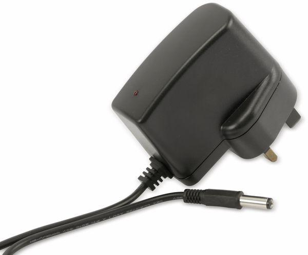 Steckerladegerät mit UK Stecker für Li-Ion Akku - Produktbild 1