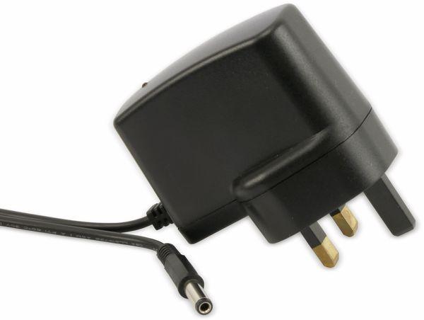 Steckerladegerät mit UK Stecker für Li-Ion Akku - Produktbild 2