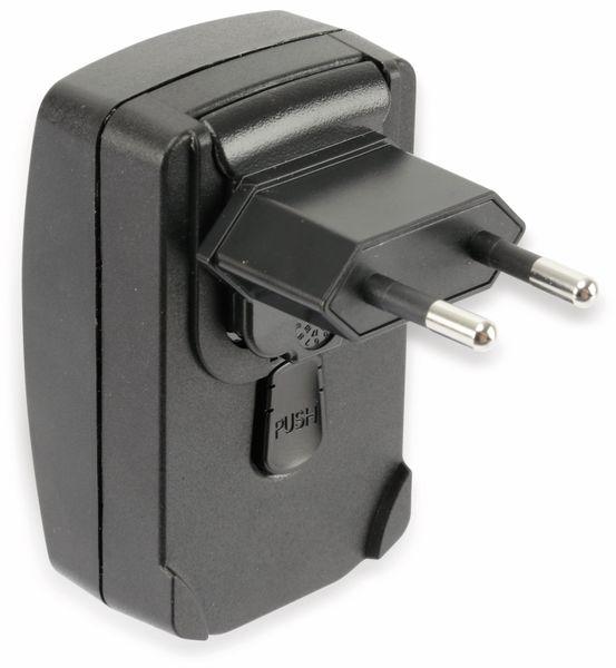USB-Reise-Steckernetzteil, PHIHONG, PSAI05R-050Q, 230 V,5 V/1 A - Produktbild 1