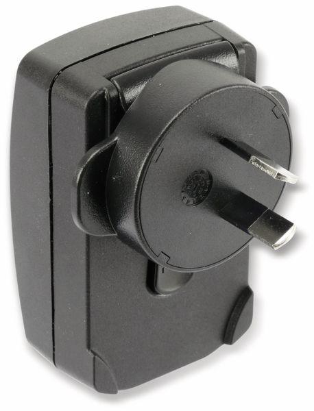 USB-Reise-Steckernetzteil, PHIHONG, PSAI05R-050Q, 230 V, 5 V/1 A - Produktbild 5