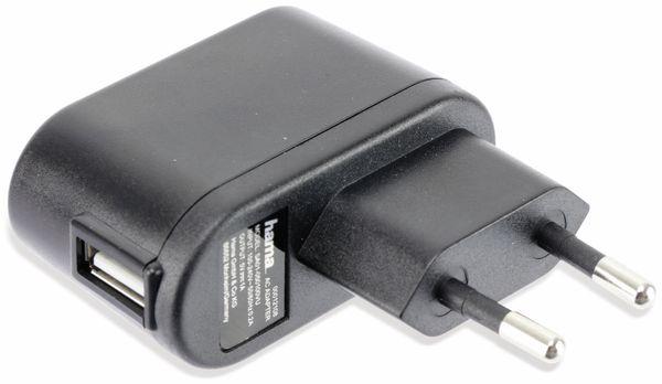 Steckernetzteil,HAMA, 5V/1A, USB, SA01-050100VU