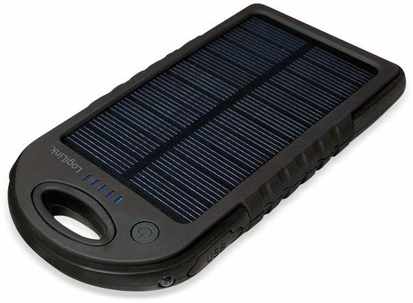 Powerbank Logilink, PA0132, Solar, mit 5000 mAh Akku - Produktbild 5