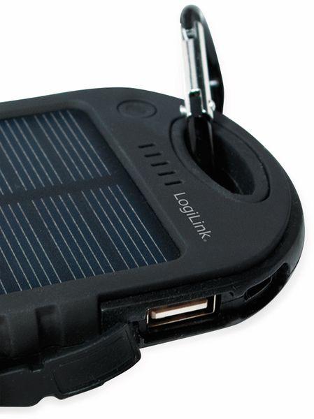 Powerbank Logilink, PA0132, Solar, mit 5000 mAh Akku - Produktbild 6