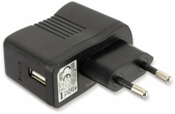 Steckernetzteil, BLJ5W, 5V/1A, USB - Produktbild 2