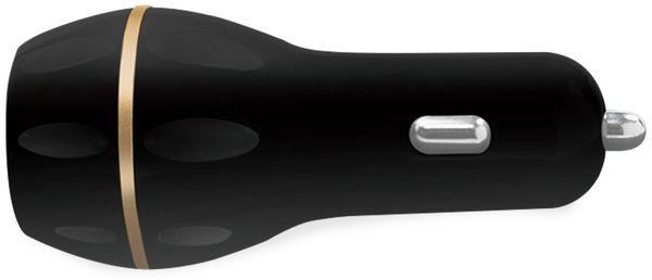 USB-Lader LOGILINK PA0164, KFZ, 2-fach, QC3.0/2.0 - Produktbild 3