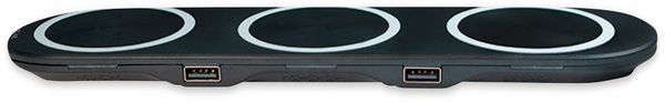 Tischladegerät für kabelloses Laden 15W, LOGILINK PA0182 - Produktbild 4