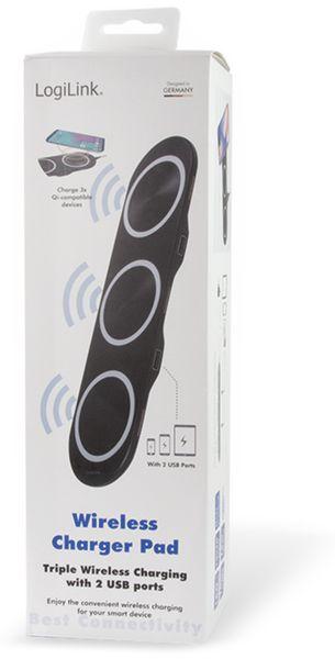 Tischladegerät für kabelloses Laden 15W, LOGILINK PA0182 - Produktbild 8
