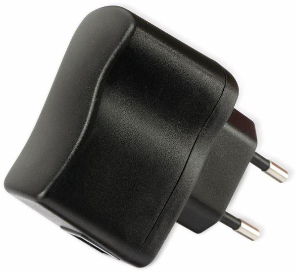 USB-Steckernetzteil XKD-C0600IC5.0-4W-DE