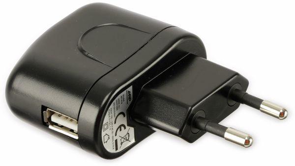 USB-Lader, ARP, 861418, 1,0 A, schwarz