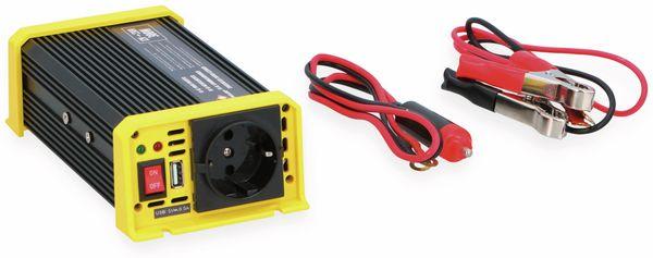 Wechselrichter, DUNLOP, 12V-/230V~, 300W