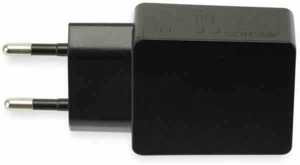 USB-Ladeadapter ARCHOS K-T100502000E, 5 V-/2 A - Produktbild 3