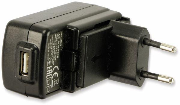 USB-Ladeadapter ARCHOS THX-050200KC, 5 V-/2 A