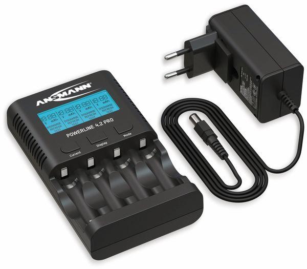 Ladegerät ANSMANN Powerline 4.2 Pro