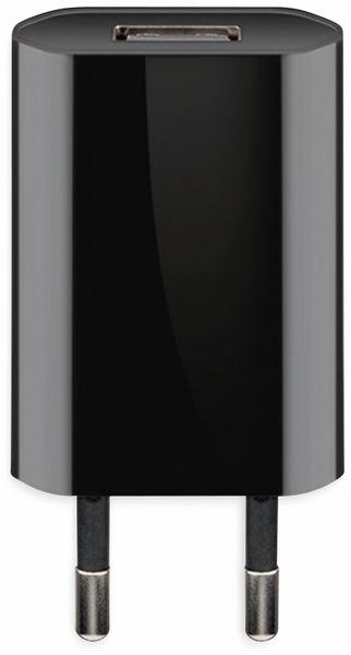 USB-Lader GOOBAY 44949, 1 A, 5 W, schwarz