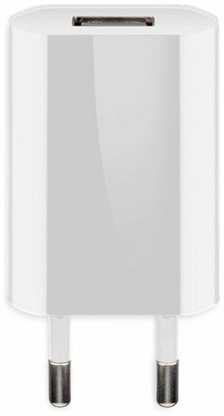 USB-Lader GOOBAY 44950, 1 A, 5 W, weiß