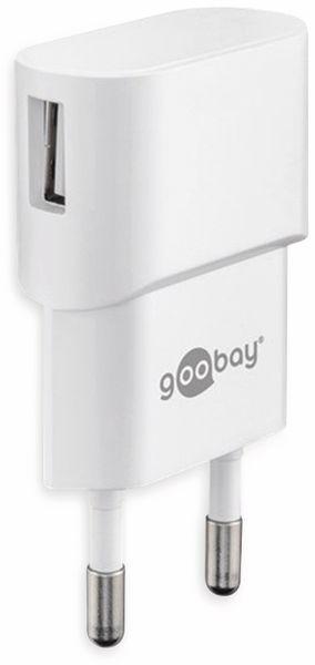 USB-Lader GOOBAY 44948, 1 A, 5 W, weiß