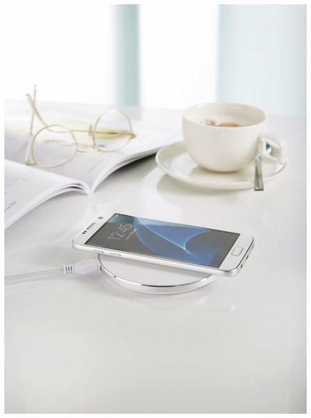 Kabelloses Ladegerät INTENSO 7410512 WA 1, 10 W, weiß - Produktbild 11