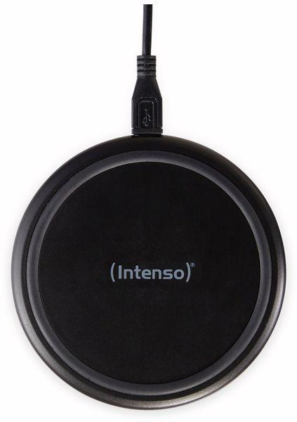 Kabelloses Ladegerät INTENSO 7411510 B 1, 10 W, schwarz - Produktbild 5