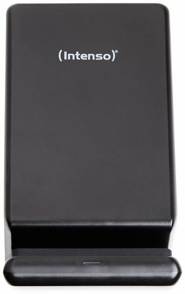 Kabelloses Ladegerät INTENSO 7410610 BSA 1, 10 W, schwarz - Produktbild 2