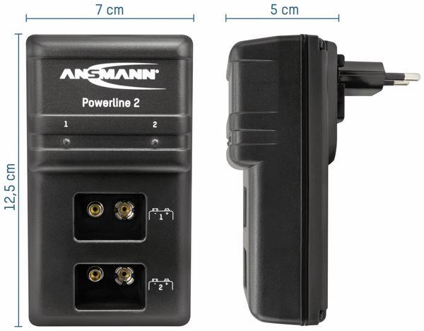 Ladegerät ANSMANN Powerline 2 - Produktbild 3