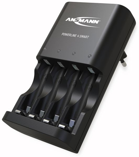 Ladegerät ANSMANN Powerline 4 Smart - Produktbild 2