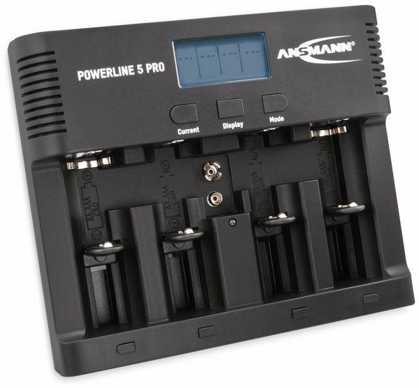 Ladegerät ANSMANN Powerline 5 Pro