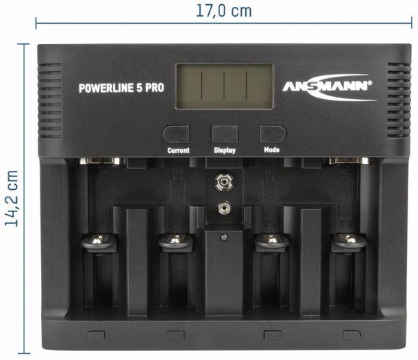 Ladegerät ANSMANN Powerline 5 Pro - Produktbild 3