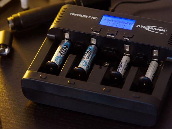 Ladegerät ANSMANN Powerline 5 Pro - Produktbild 7