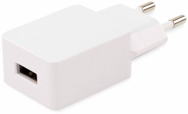 USB-Ladegerät HYCELL, 1 A, 1xUSB Anschluss, weiß